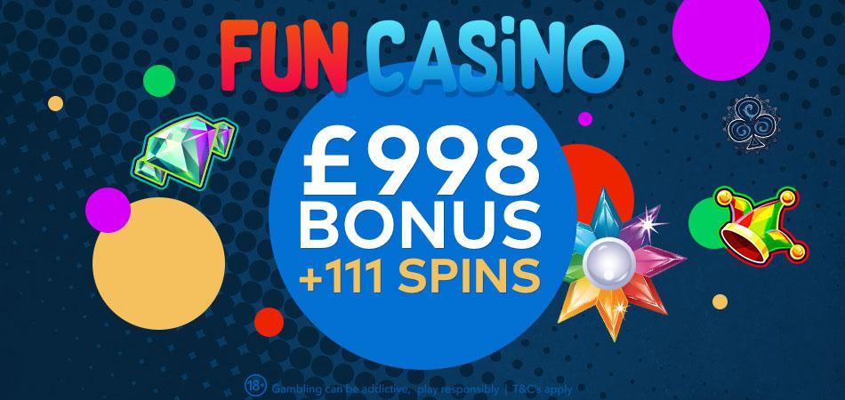 Fun casino big bonus